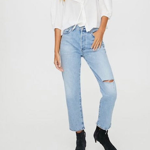Citizens of Humanity McKenzie Sunrise Jeans